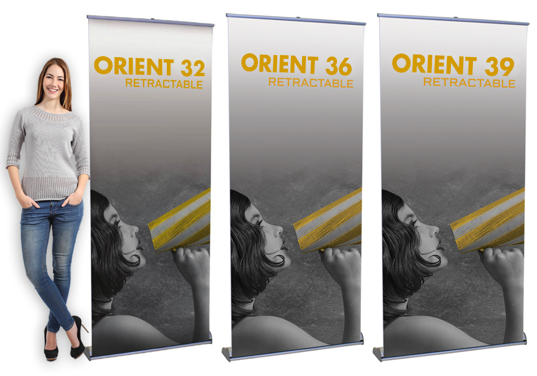 orient displays