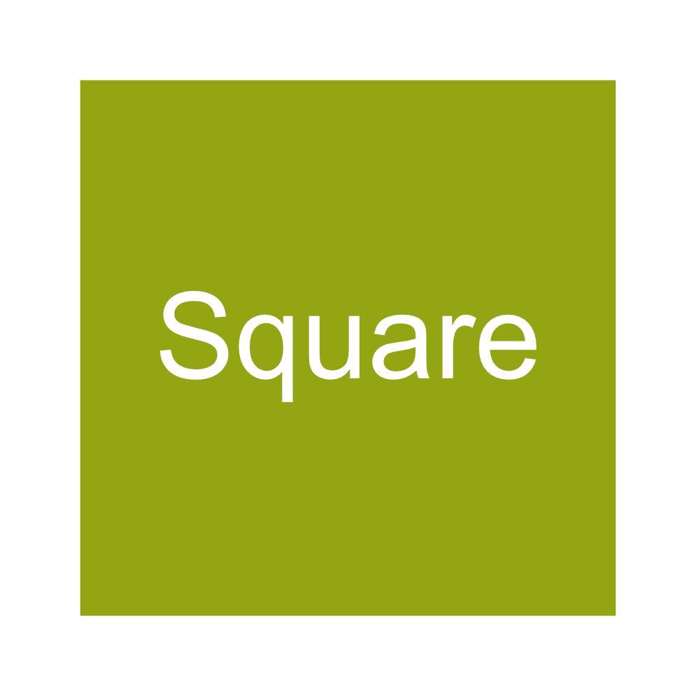 canvas square image