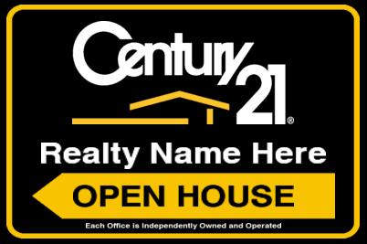 century 21 open house