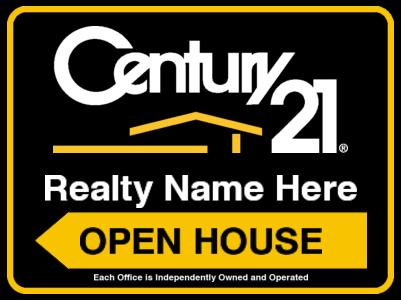 century 21 open house left