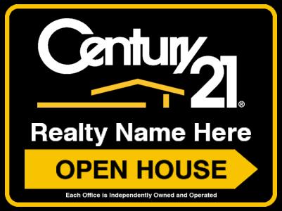 century 21 open house right