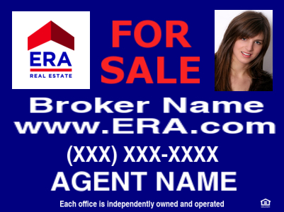 Era Real Estate Signs Custom Real Estate Signs A