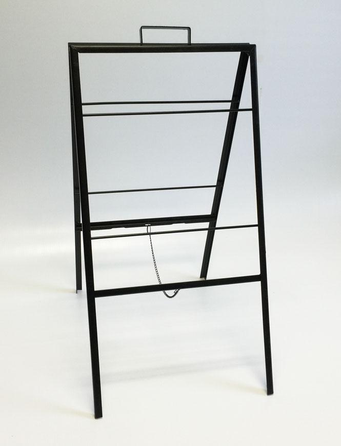 Angle Iron A-Frame 18x24