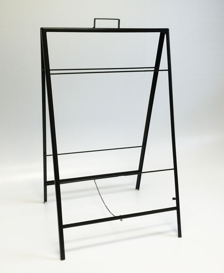 Angle Iron A-Frame 24x36