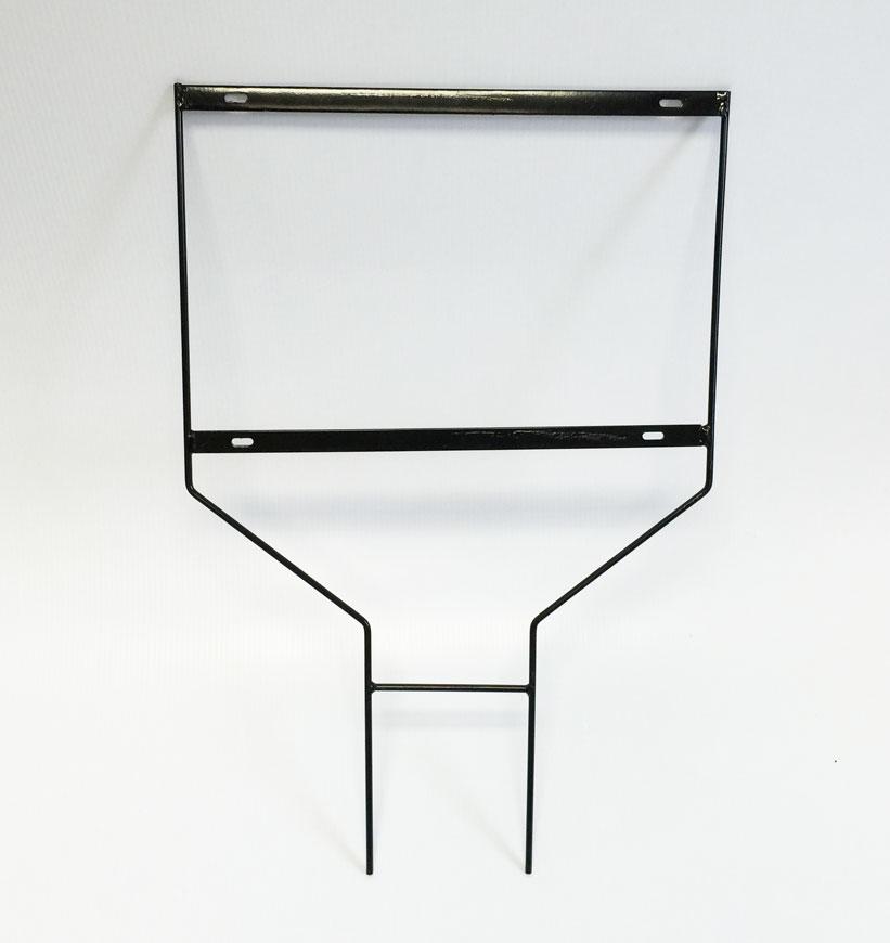 18x12 round rod stake image