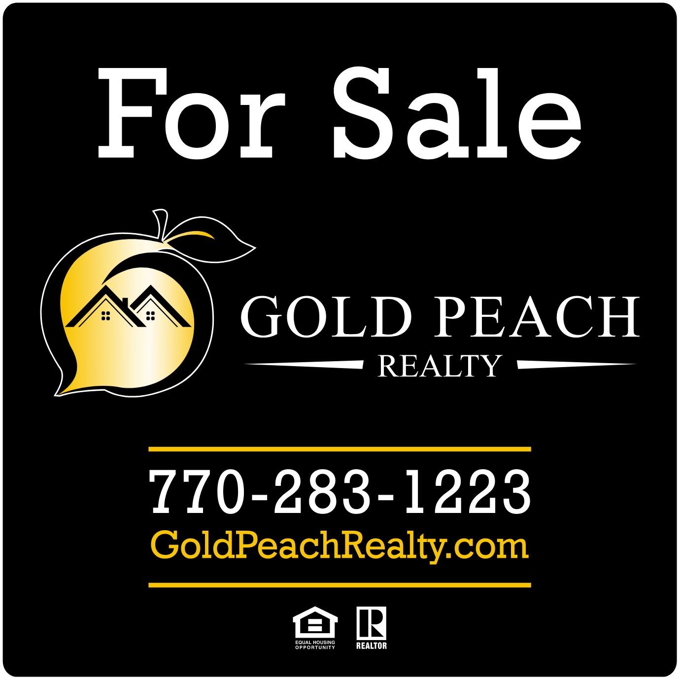 gold peach 24x24
