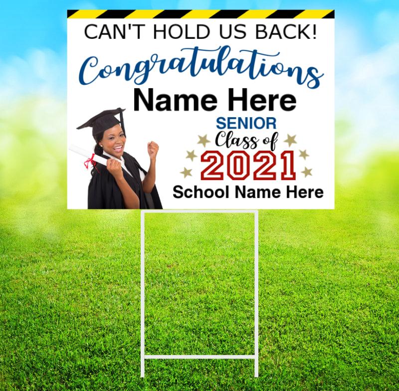 Graduation Sign