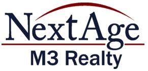 nextage m3 realty logo