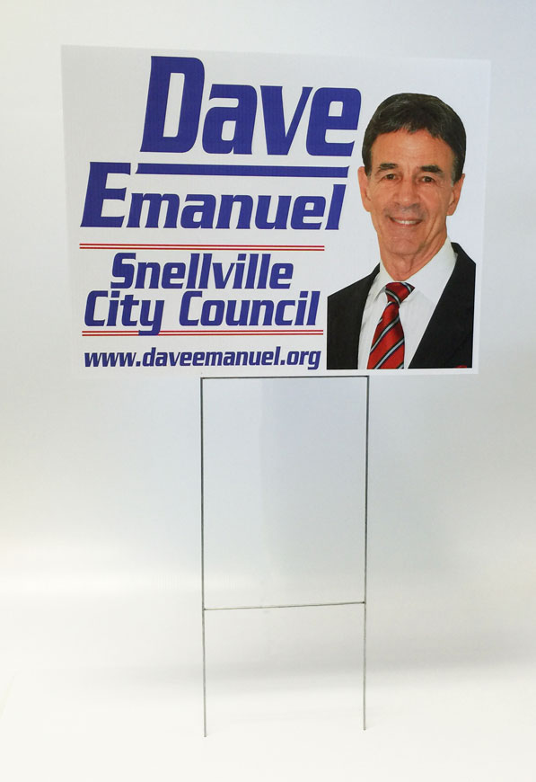 political sign image