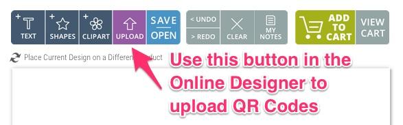 qr code upload
