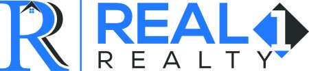 real 1 realty logo