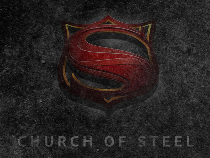 Church of Steel slide 1