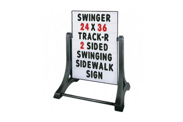 swinger changeable message board image