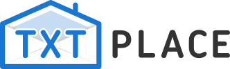 txt place logo image