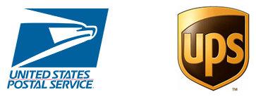usps ups logos