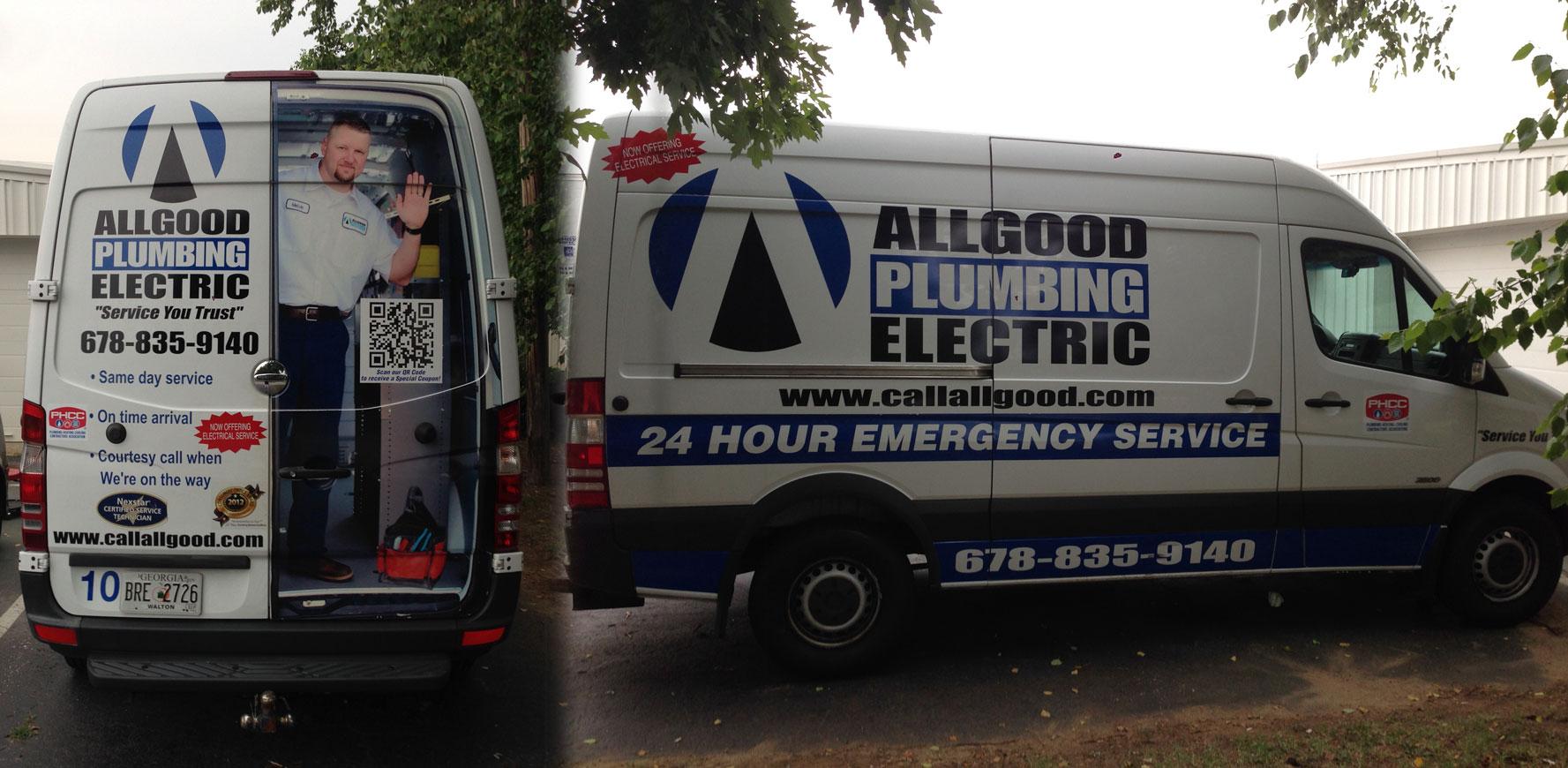 Allgood Plumbing Image