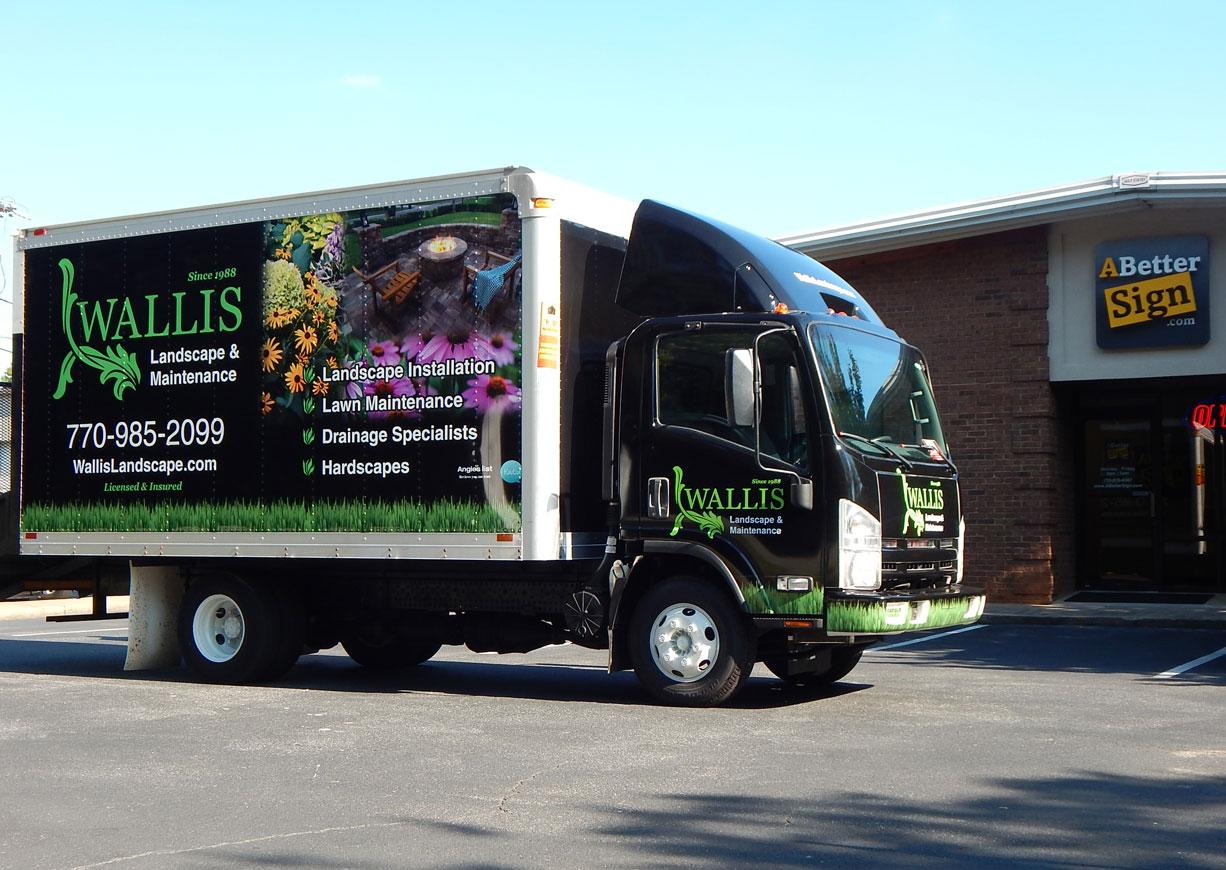 wallis truck image