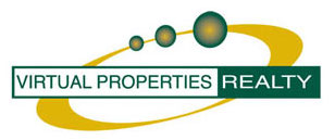 virtual properties realty logo