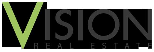 vision real estate logo