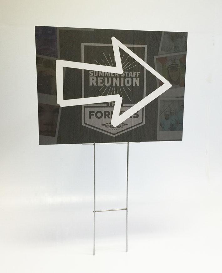 yard sign sample image
